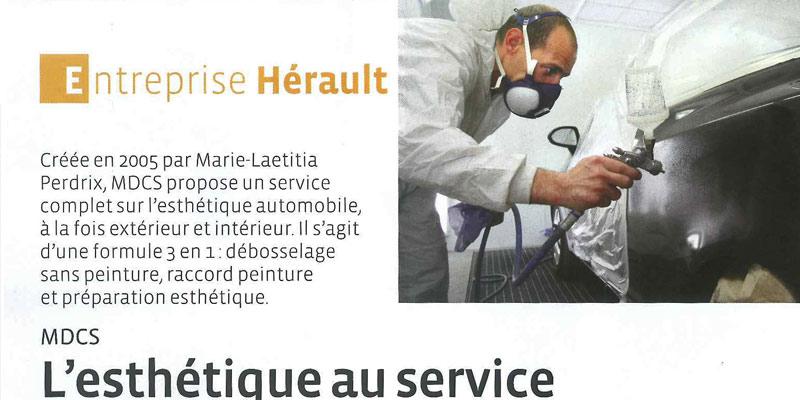 presse Entreprise Hérault