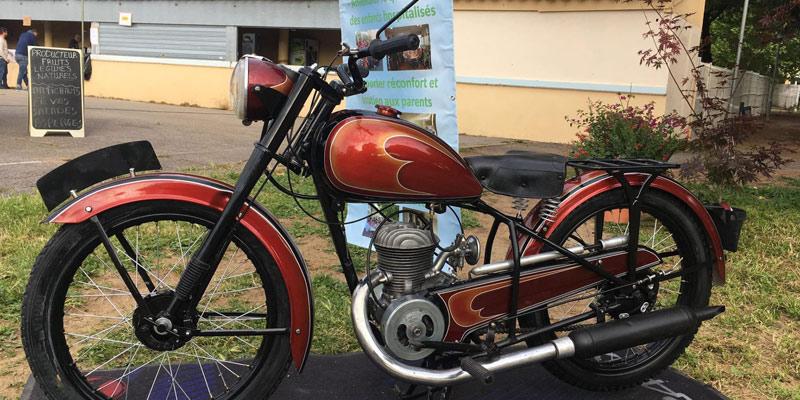 Custom / Personnalisation de carrosserie moto
