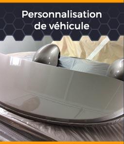 personnalisation de véhicule