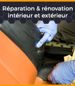 réparation et rénovation intérieur et extérieur