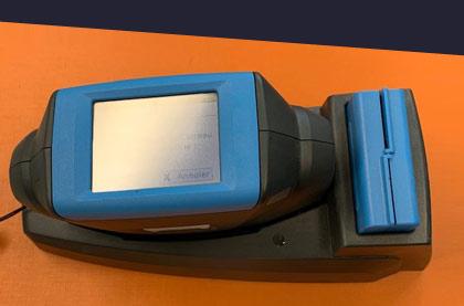 spectromètre de teinte