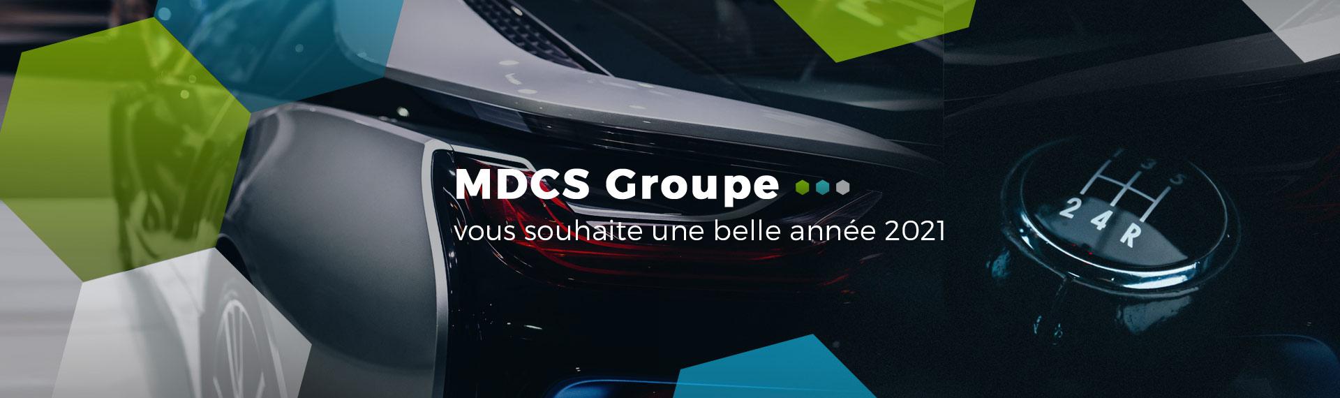 MDCS Groupe vous souhaite de belles fêtes de fin d'année 2020