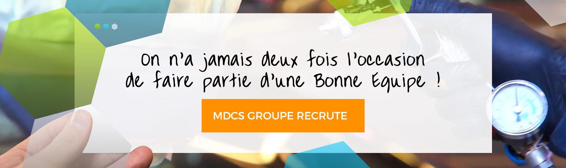 MDCS Groupe recrute 5 Techniciens Peintres Raccord
